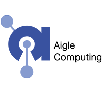 Aigle Computing Logo